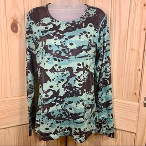 🦋 Energy Zone Camouflage Top